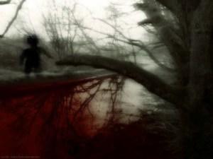 lago de sangre