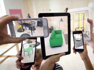 réalité augmentée meuble