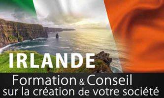 création entreprise irlande
