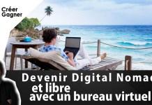 digital nomad bureau virtuel irlande