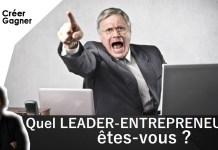 leader entrepreneur