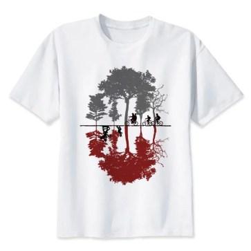 tee shirt stranger things 3