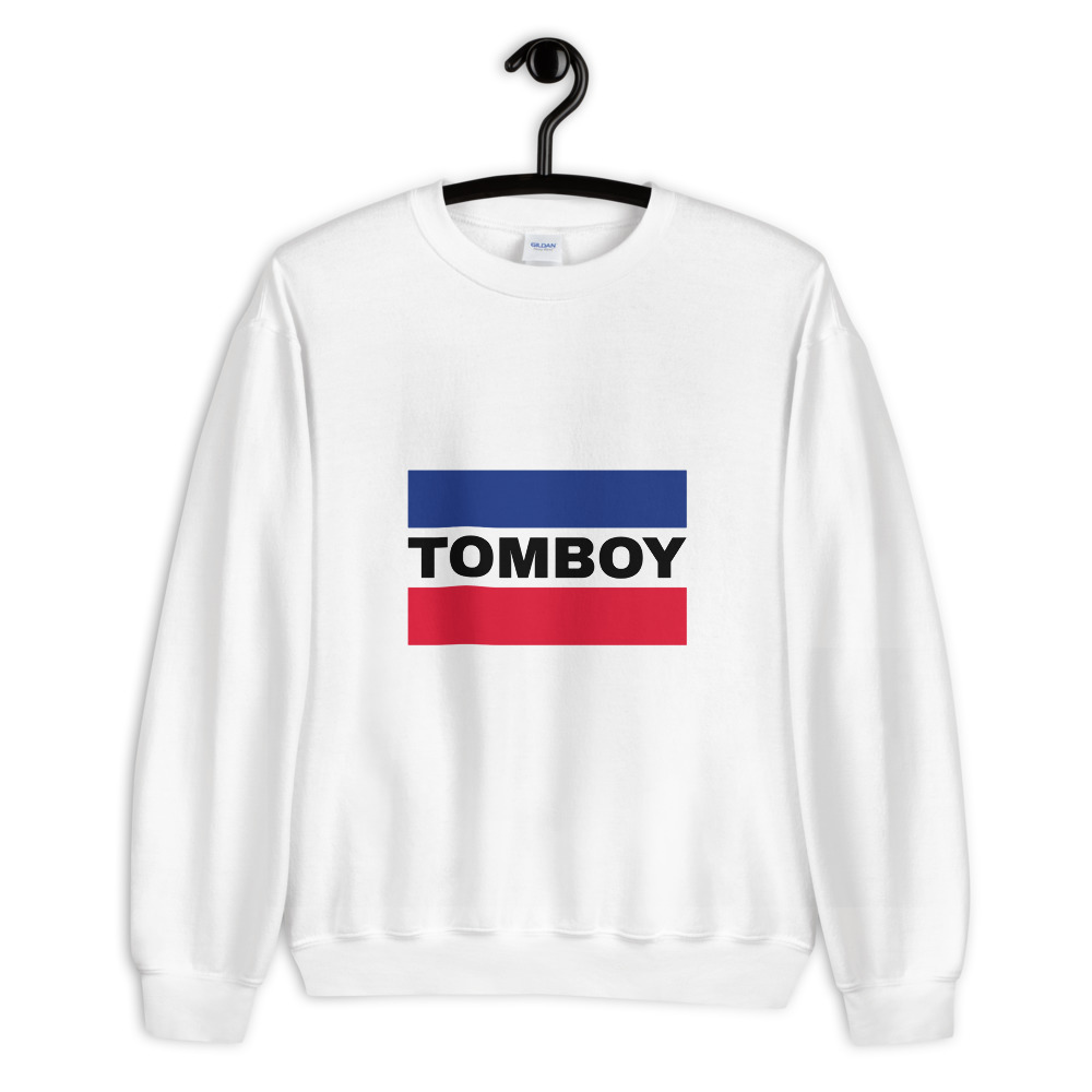 Sweat Tomboy - Créer Son T Shirt