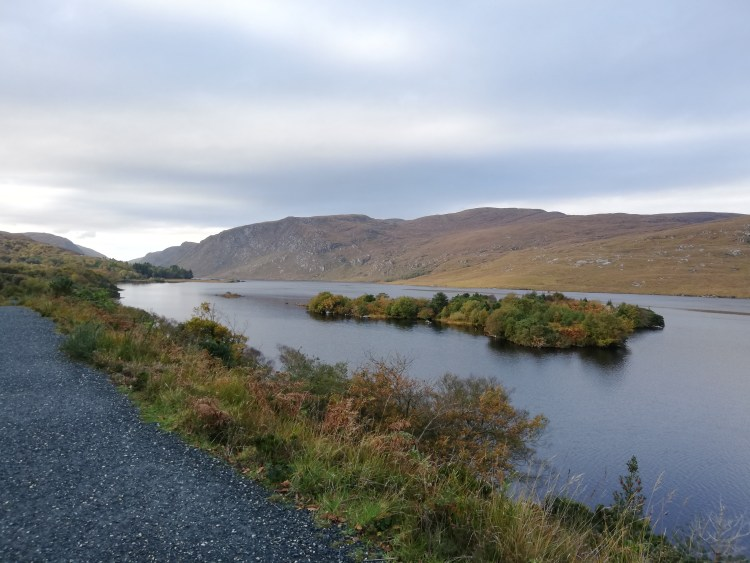 walk to glenveagh castle