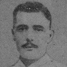 Lance Corporal James Stevenson Poag