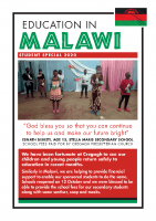 News from Malawi – Students 2020