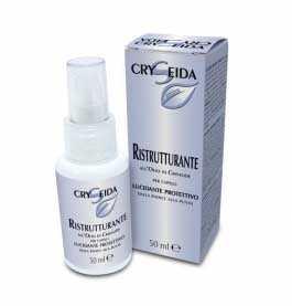 Cryseida olio ristrutturante capelli