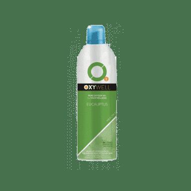 eucalipto e ossigeno puro