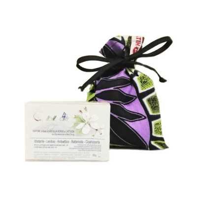 Sapone in sacchetto wax. una scelta etica e naturale