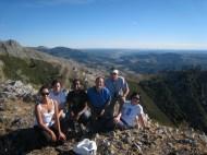 Aguasalio pico, cima 2357