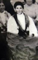 Ángela Tejerina (de las Salas), esposa de Virgilio González (de Corniero)