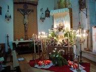 Parroquia de San Pedro Ad Vincula, Jueves y Viernes Santo