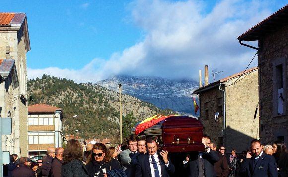 Funeral del Ilustrísimo Señor Marqués David Álvarez Díez. (Crémenes, León