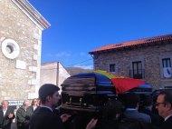 Funeral del Ilustrísimo Señor Marqués David Álvarez Díez. (Crémenes, León)