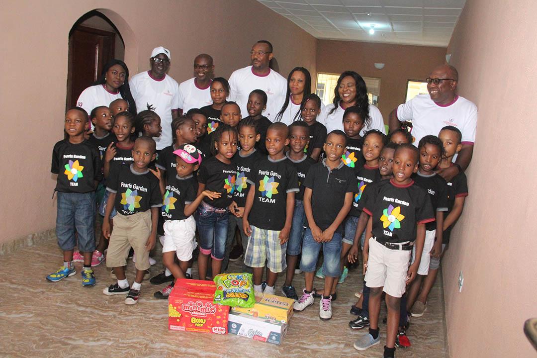 SOS Children's Village & Pearls Garden Schools Ejigbo