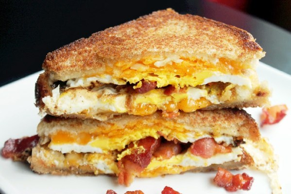 Image result for Bacon, Egg, and Cheese Sandwich