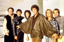 The Blakes 7 crew, taken from crepehanger.com