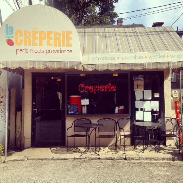Image result for La Creperie ri