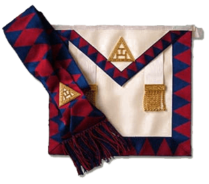 Holy Royal Arch Chapter Regalia