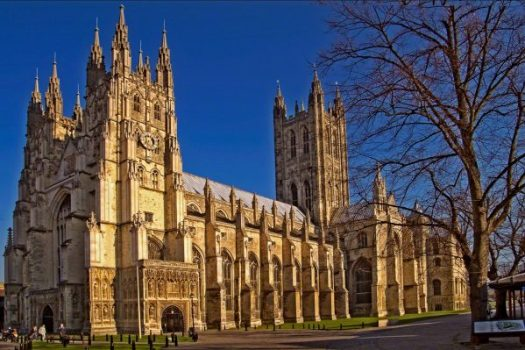 Canterbury Cathedral Service
