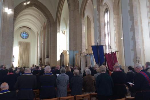 Annual Cathedral Service