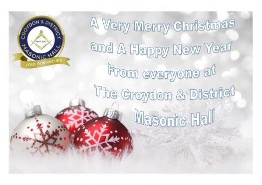 Croydon Freemason Christmas