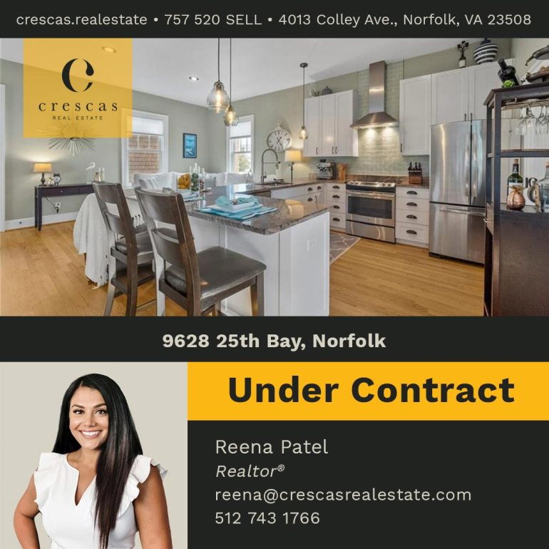 9628 25th Bay Norfolk - Under Contract