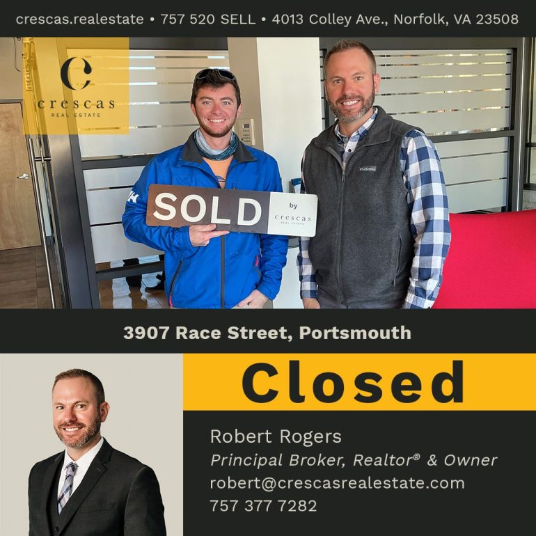 3907 Race Street Portsmouth - Closed
