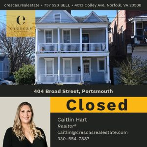 404 Broad Street Portsmouth - Closed