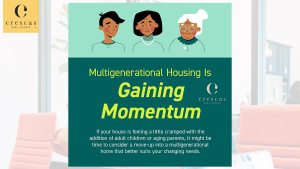 Are three generations living in your home now?