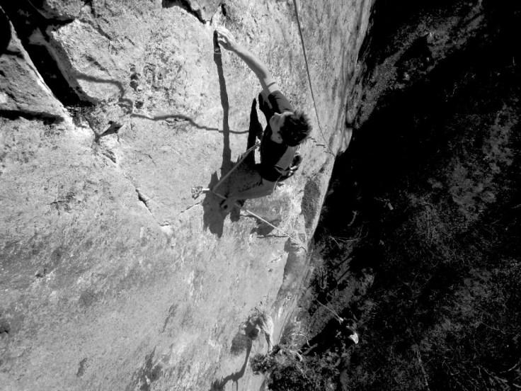 Ben dans les dalles de St Crépin