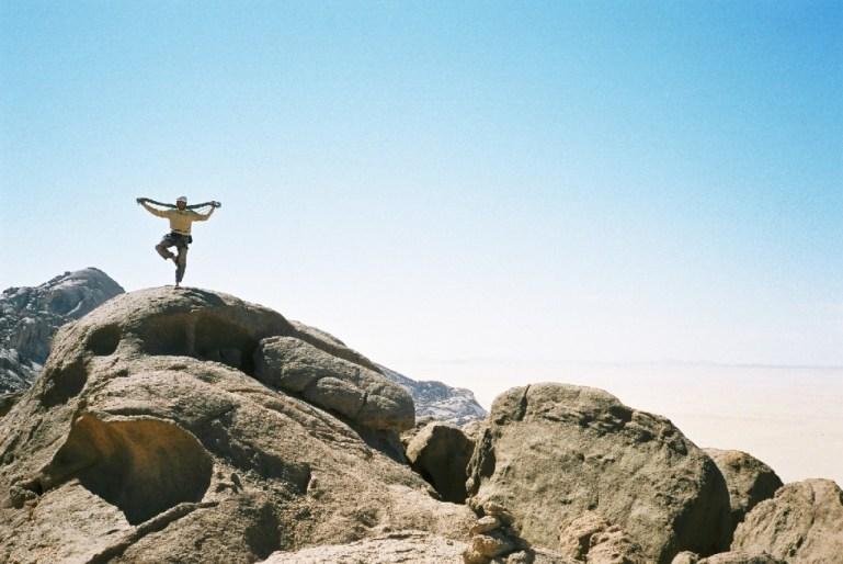 le sommet, ça grise (Algérie)