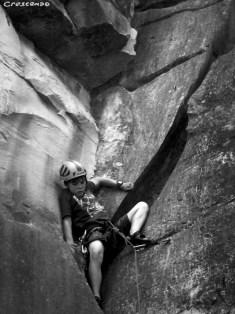 Stage Escalade Jeune - moniteur d'escalade calanques