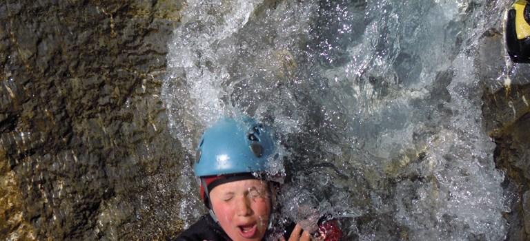 Canyoning au Fournel avec Bloxham school