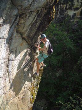 Trouvez rapidement votre prochaine sortie via ferrata - Hautes Alpes