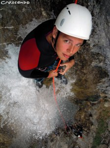 Sorties canyoning - que faire dans les hautes alpes en été