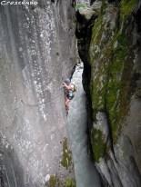 Sorties via ferrata - Briançon - Canyoning - Séjour et vacances été en montagne dans les Hautes alpes