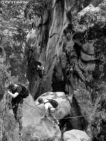 Activité journée via ferrata avec un moniteur - Hautes Alpes