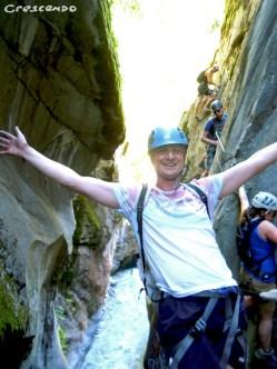 Simi Reizen - que faire dans les hautes alpes en été ? de la Via Ferrata