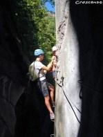 via ferrata Pelvoux - Activités de loisirs dans les Hautes-Alpes - Vacances & Week-end