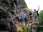 Activités de loisirs dans les Hautes-Alpes - Vacances & Week-end - via ferrata Pelvoux