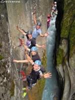 Activités de loisirs Via ferrata dans les Hautes-Alpes - Vacances & Week-end
