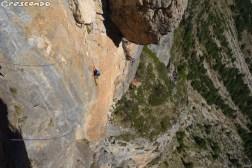 Paroi des Lys Hautes Alpes
