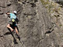 CAF d'Embrun - stages et cours d'escalade - jeunes