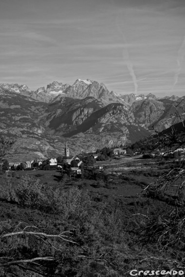 Hautes-Alpes escalade