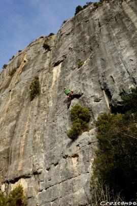 Le Verdon : Stage Escalade Quinson - Aspres - Verdon