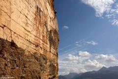 autonomie en grande voie, stage escalade, hautes-alpes, stage verdon