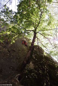 escalade annot, Verdon, terrain d'aventure