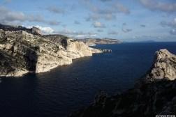 Calanques, escalade à Marseille