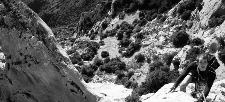 Escalade pour l'hiver : Calanques et Sainte-Victoire